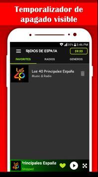 Spain Music Radio AM FM radio free screenshot 2
