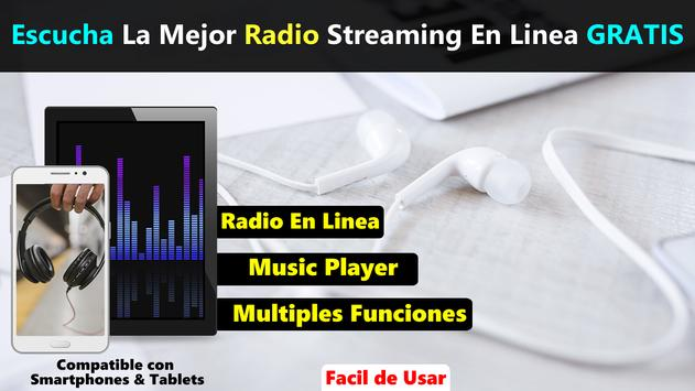 La Mega 97.9 New York Radio 97.9 poster