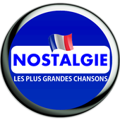 Radio Nostalgie Gratuit France App icon