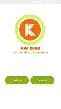 Khakhila screenshot 1
