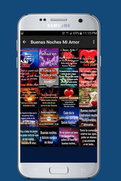 Buenos Noches mi Amor screenshot 5