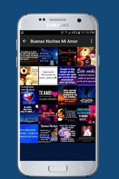 Buenos Noches mi Amor screenshot 2