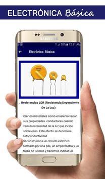 Electrónica  Basica en Español Gratis screenshot 2