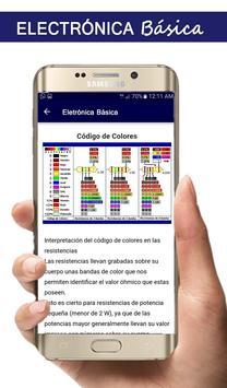 Electrónica  Basica en Español Gratis screenshot 4