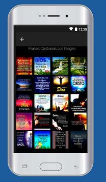Frases Cristianas con Imagen imagem de tela 7