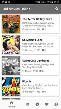 Old Movies Online screenshot 2
