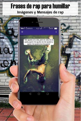 Frases De Rap Con Imagenes Y Rimas Geniales For Android