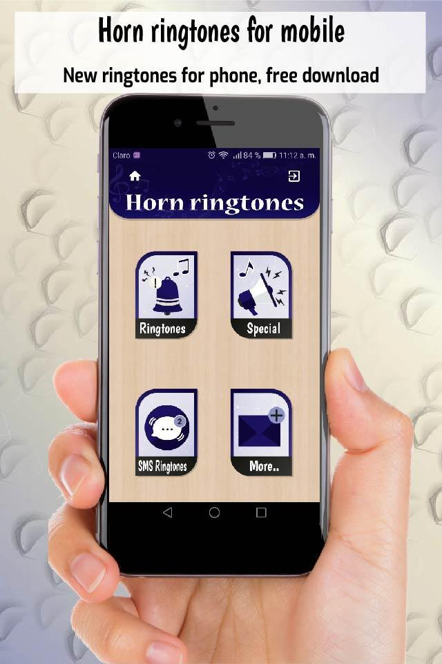 horn ringtones free for phone, horns sounds for Android