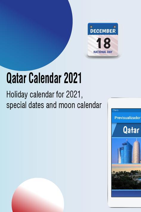qatar calendar 2021, holiday calendar qatar 2021 for ...