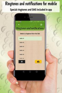 ringtones and notifications, free sounds for phone screenshot 3