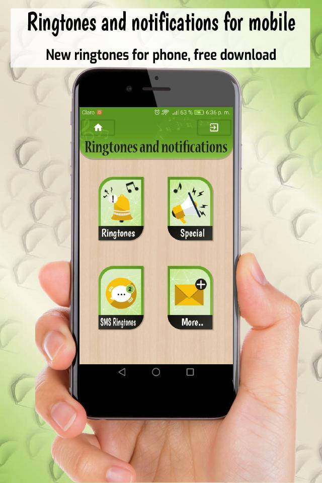 Ringtones And Notifications Free Sounds For Phone For Android Apk Download