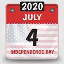 usa calendar 2020, united states calendar 2020 APK Android