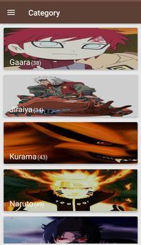 Naruto FHD Wallpaper New poster