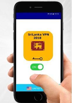 SriLanka VPN Free poster