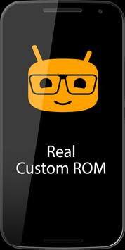 Real Custom ROM for Android - APK Download