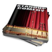 Book of Stand Up Comedy Zeichen