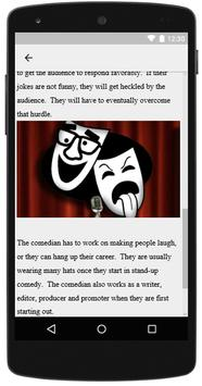 Book of Stand Up Comedy Screenshot 1