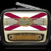 Florida Radio-USA FM Stations icon