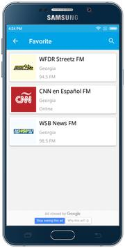 Georgia Radio-USA FM Stations screenshot 3