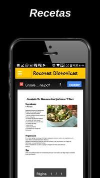 Dietary food recipes screenshot 3