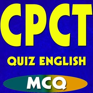 CPCT EXAM Objective Question poster