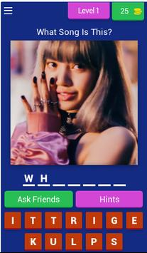Guess The BLACKPINK Song poster