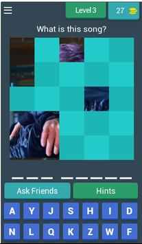 Guess The BTS Song With Tiles screenshot 1