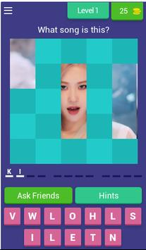 Guess The BLACKPINK Song By Tiles poster