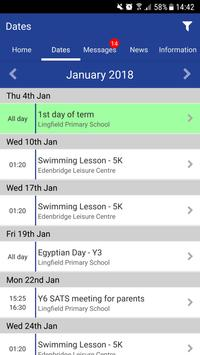 Lingfield Primary School screenshot 1