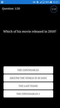 My Arnold Quiz screenshot 1