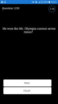 My Arnold Quiz screenshot 2