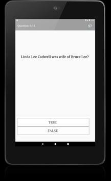 My Bruce Lee Quiz screenshot 5
