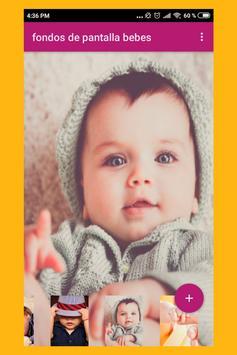 wallpapers babies screenshot 2