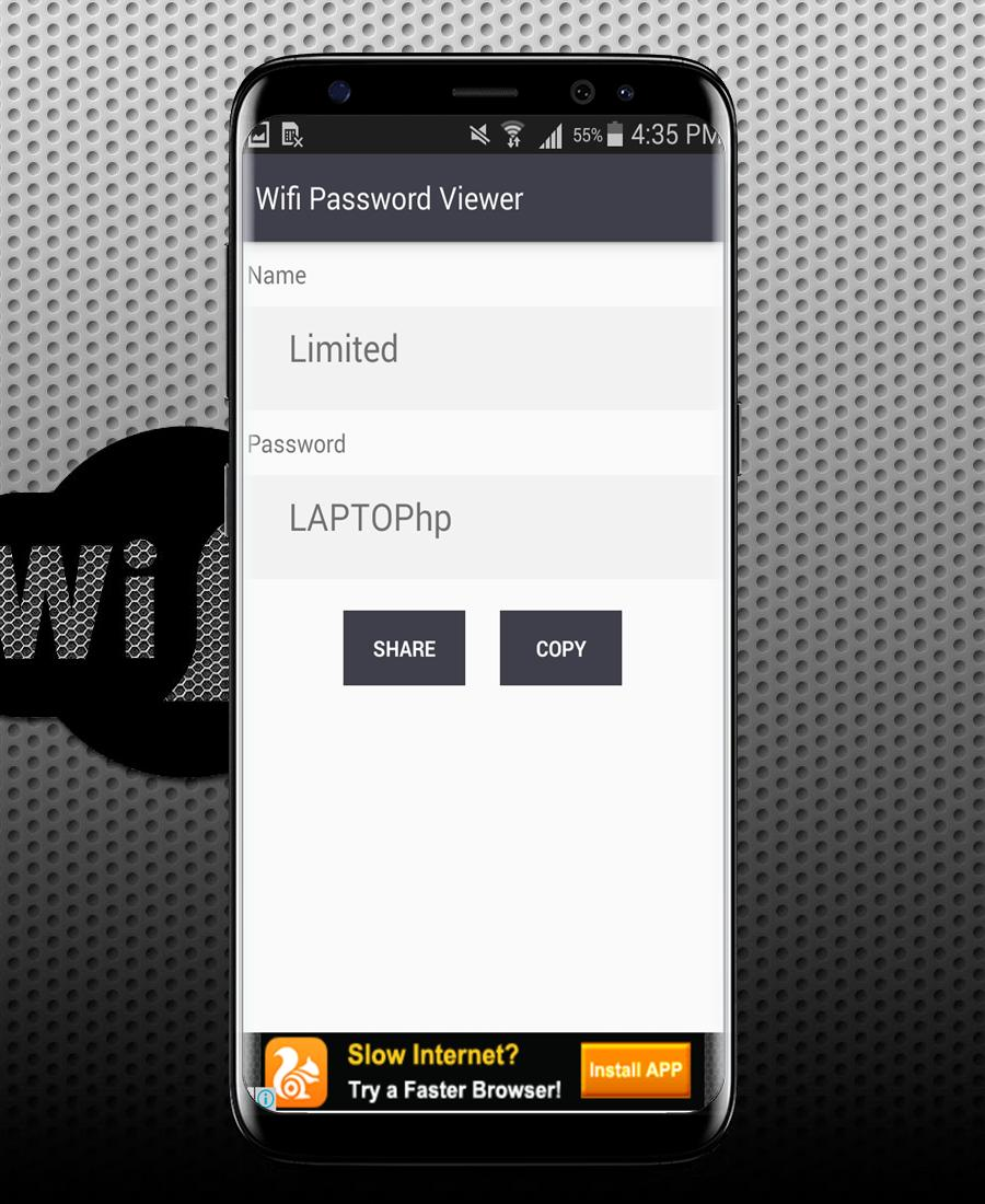 Wifi Password Show(ROOT) for Android - APK Download