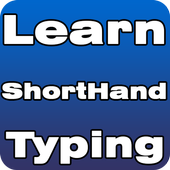 Shorthand Expert: Learn Shorthand Typing icon