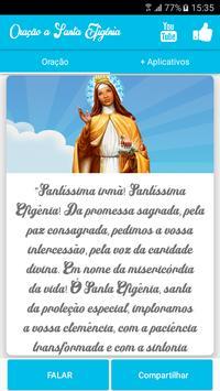 Oração a Santa Efigênia 3 screenshot 1