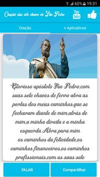 Oração das 7 chaves de São Pedro screenshot 2