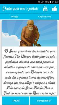 Orações para cura e proteção screenshot 2