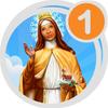Oração para Santa Efigênia आइकन