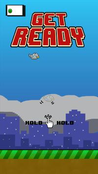 Flappy Wings Pro poster