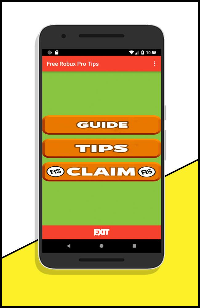 Free Robux Pro Tips for Android - APK Download