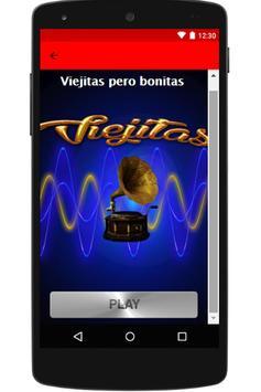 musica viejita pero bonita screenshot 9