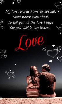 Love SMS Messages screenshot 2