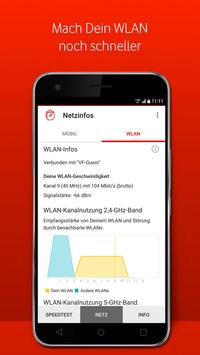 Vodafone SpeedTest screenshot 4