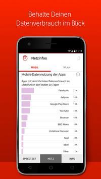 Vodafone SpeedTest screenshot 5