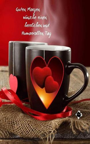 Morgen kuss gute Guten Morgen