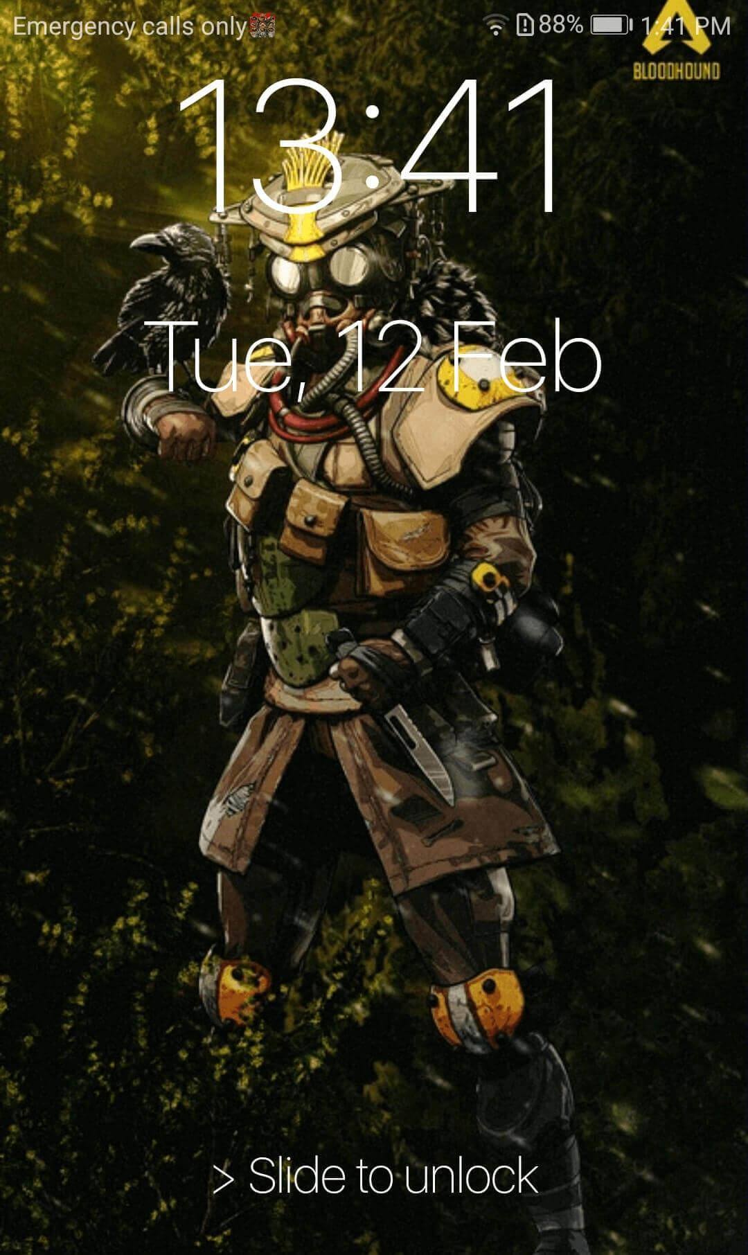 Apex Lock Screen Legends Battle Royal Wallpapers For Android