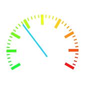 Speedometer - speed meter icon