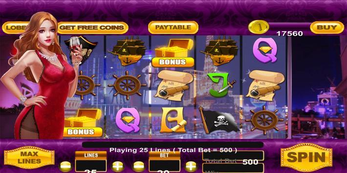 Millionaire Casino poster