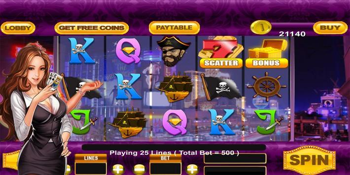 Millionaire Casino screenshot 1